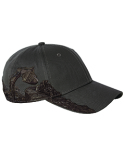 DI3325 Dri Duck Brushed Cotton Twill Excavating Cap