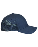 DI3347 Dri Duck Brushed Cotton Twill Wind Turbine Cap