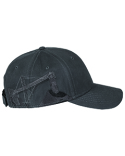 DI3349 Dri Duck Brushed Cotton Twill Mining Cap