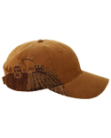 DI3351 Dri Duck Brushed Cotton Twill Harvesting Cap