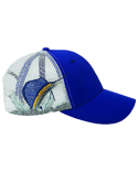 DI3455 Dri Duck Mini-Ripstop Sailfish Cap
