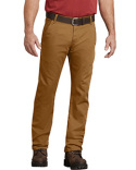 DP802 Dickies Men's FLEX Regular Fit Straight Leg Tough Max™ Duck Carpenter Pant