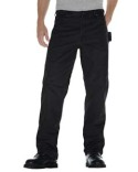 DU336R Dickies Men's Relaxed Fit Straight-Leg Carpenter Duck Pant