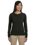 EC3500 econscious Ladies' 100% Organic Cotton Classic Long-Sleeve T-Shirt