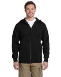 EC5650 econscious Men's 9 oz. Organic/Recycled Full-Zip Hood