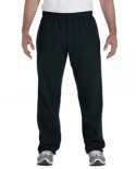G184 Gildan Adult Heavy Blend™ Adult 50/50 Open-Bottom Sweatpants