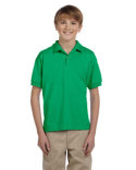 G880B Gildan Youth 6 oz., 50/50 Jersey Polo