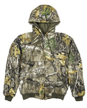 GJ51 Berne Men's Camo Deerslayer Jacket