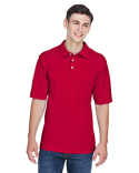 M265 Harriton Men's 5.6 oz. Easy Blend™ Polo