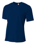 N3264 A4 Men's Short Sleeve Spun Poly T-Shirt