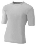 N3283 A4 Men's 7 vs 7 Compression T-Shirt