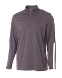 N4262 A4 Adult League 1/4 Zip Jacket