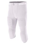 N6181 A4 Men's Flyless Football Pant