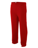 N6193 A4 Men's Fleece Tech Pants