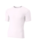 NB3130 A4 Youth Short Sleeve Compression T-Shirt