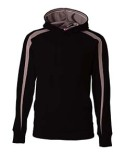 NB4004 A4 Youth Spartan Fleece Hooded Sweatshirt