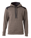 NB4093 A4 Youth Tourney Fleece Hooded Sweatshirt