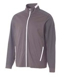 NB4261 A4 Youth League Full-Zip Warm Up Jacket