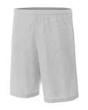 NB5184 A4 Youth Lined Micro Mesh Short