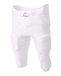 NB6198 A4 Boy's Integrated Zone Football Pant
