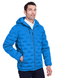 NE708 North End Men's Loft Puffer Jacket