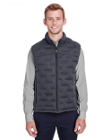 NE709 North End Men's Pioneer Hybrid Vest