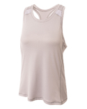 NW2014 A4 Ladies' Bolt Singlet