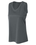 NW2360 A4 Ladies' Athletic Tank Top