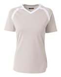 NW3019 A4 Ladies' Ace Short Sleeve Volleyball Jersey
