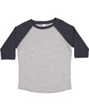 RS3330 Rabbit Skins Toddler Baseball Fine Jersey T-Shirt