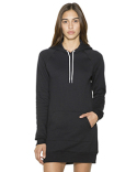 SAF398W American Apparel Ladies' Flex Fleece Hooded Dress