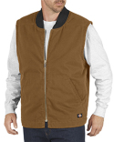 TE240 Dickies Unisex Sanded Duck Insulated Vest