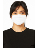 TT044 Bella + Canvas Adult 2-Ply Reusable Face Mask