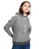 US897 US Blanks Unisex French Terry Snorkel Pullover Sweatshirt