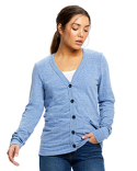 US950 US Blanks Ladies' 4.9 oz. Long-Sleeve Cardigan